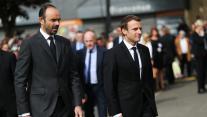 La baisse de popularité d'Emmanuel Macron et d'Edouard Philippe se confirme