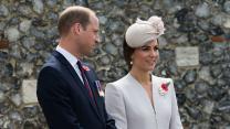 Le prince William et sa femme Kate attendent un troisième enfant