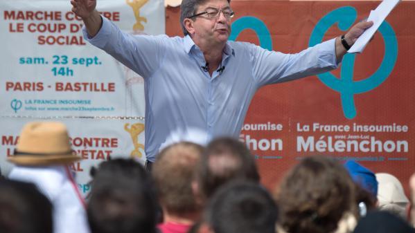 Le brief politique. Sénatoriales : le tacle des socialistes à Jean-Luc Mélenchon
