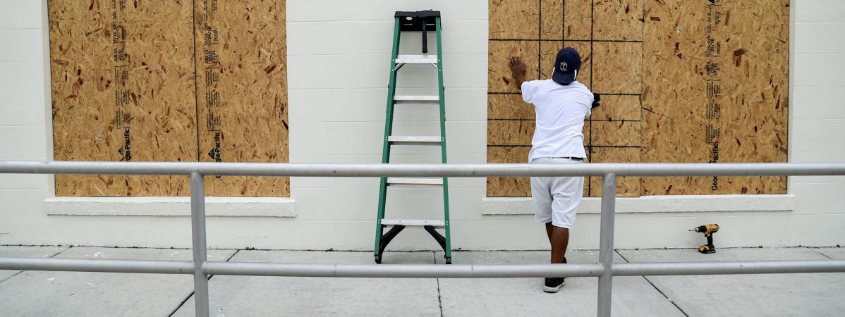 Ouragan irma quelles sont les mesures prises pour prot ger les populations - Les 5 cyclones ...