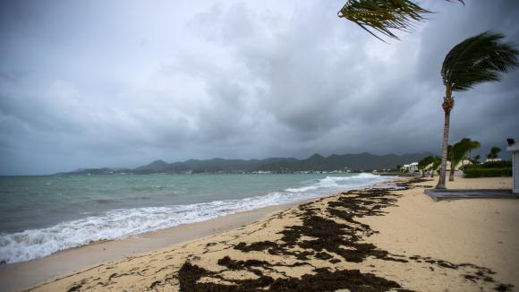 Ouragan Jose sur Saint-Martin et Saint-Barth : suivi