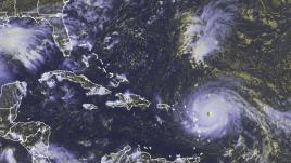 VIDEO. Comment se forment les ouragans?