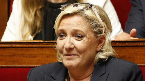 Rentrée du Front national : un Français sur deux estime que Marine Le Pen est un handicap pour son parti, selon un sondage