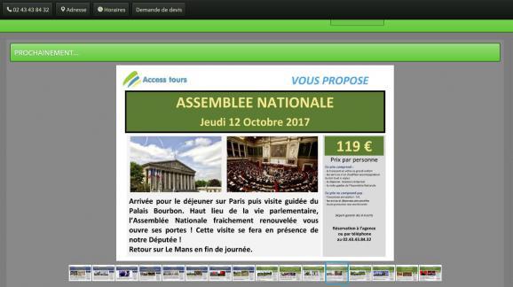 Une députée LREM facturerait des visites touristiques — Assemblée Nationale