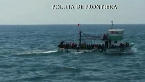Mer Noire : une nouvelle route pour les migrants ?
