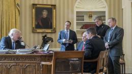 VIDEO. A la Maison Blanche, les défections en série des proches de Trump