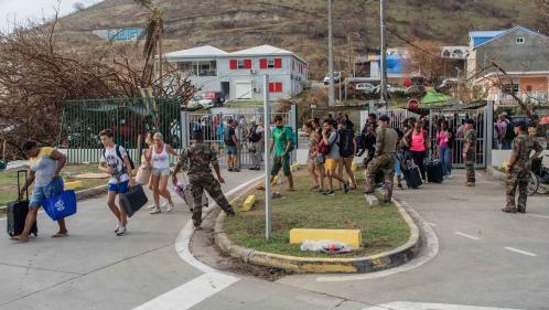 Ouragan Irma : les trois critiques qui visent le gouvernement dans sa gestion de la catastrophe
