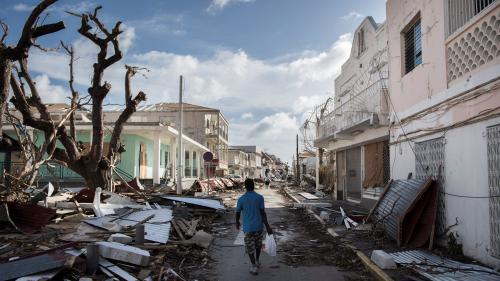 """Saint-Martin : la solidarité, """"après une catastrophe comme ça, c'est indélébile"""" racontent les rescapés d'Irma"""