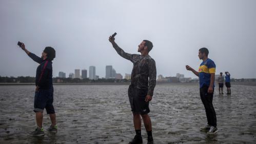 VIDEO. En Floride, l'ouragan Irma filmé par des habitants