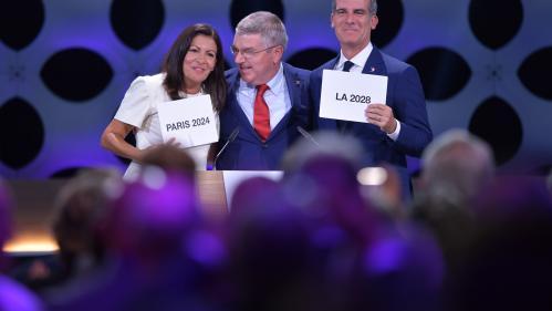 C'est officiel, Paris accueillera les Jeux olympiques en 2024