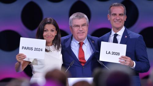 JO 2024: les réactions sont enthousiastes après l'attribution des Jeux olympiques à Paris