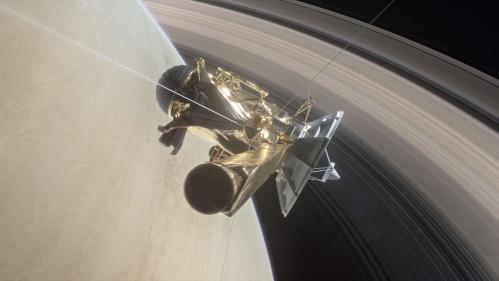Quatre découvertes fondamentales de la sonde Cassini avant son ultime plongeon vers Saturne
