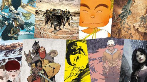 BD, comics, mangas : les onze albums incontournables de la rentrée