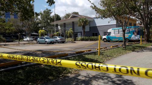 Etats-Unis : l'ouragan Irma fait huit victimes dans une maison de retraite de Floride