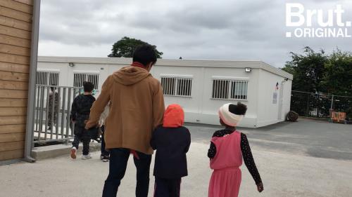 """Au centre d'accueil des migrants : """"On parle de mon histoire, on parle de leur histoire"""""""