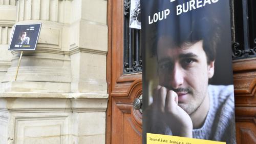 Le journaliste français Loup Bureau, détenu en Turquie, va être libéré, annonce son avocat