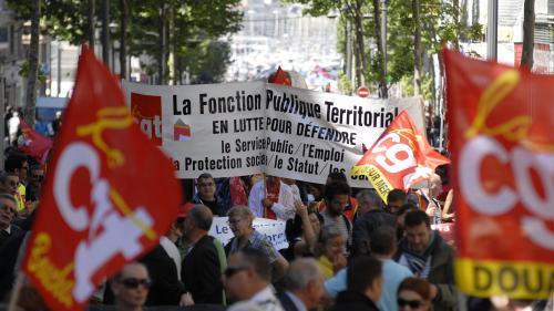 Grève du 22 mai : les quatre raisons de la colère des fonctionnaires