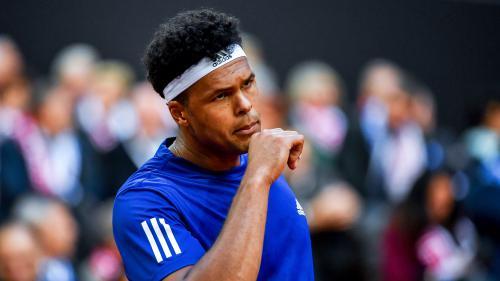 Coupe Davis : la France qualifiée en finale après la victoire de Jo-Wilfried Tsonga contre le Serbe Dusan Lajovic