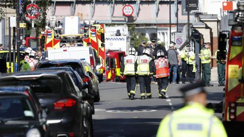 Attentat de Londres : un homme arrêté, d'autres suspects potentiels toujours recherchés