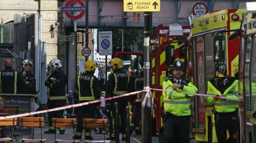 Ce que l'on sait de l'attentat à l'explosif dans le métro de Londres