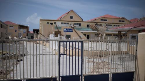 nouvel ordre mondial | Saint-Martin : une rentrée compliquée sur l'île