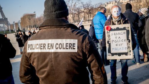 nouvel ordre mondial | Après l'agression à Champigny-sur-Marne, les policiers et leurs femmes crient leur colère