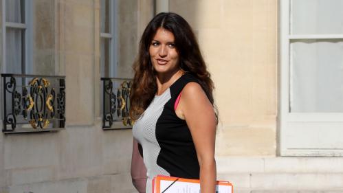 Marlène Schiappa veut pénaliser le harcèlement de rue et annonce la création d'un groupe de travail