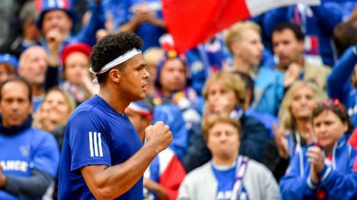 DIRECT. Coupe Davis : regardez le match de Jo-Wilfried Tsonga contre le Serbe Dusan Lajovic sur France 3