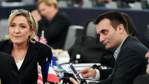 Front national : la discorde entre Marine LePen et Florian Philippot en six actes