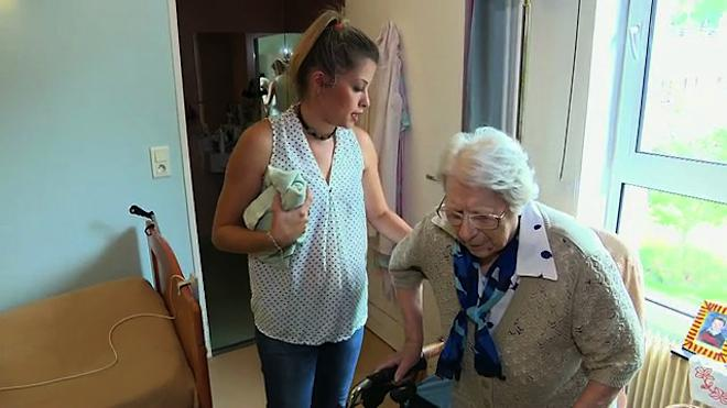 Manque de personnel les ehpad en souffrance for Aide soignante dans une maison de retraite