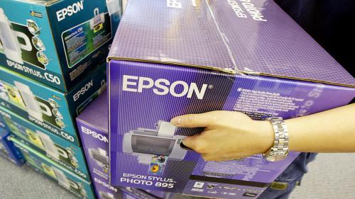 Obsolescence programmée : ouverture d'une enquête préliminaire contre la marque Epson