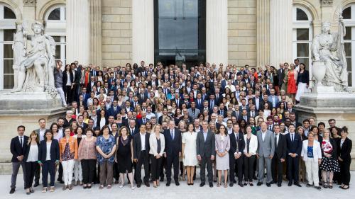 Plus de cohésion et moins de couacs: àquoi va servir le séminaire des députés LREM?