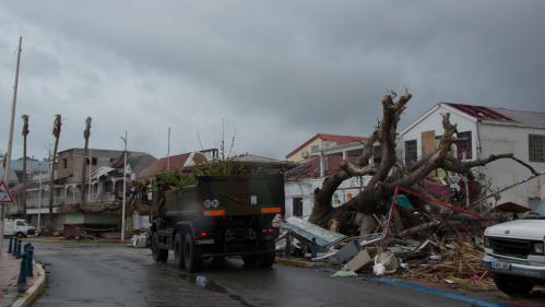 DIRECT. L'ouragan Maria a fait au moins un mort et deux disparus en Guadeloupe, selon la préfecture