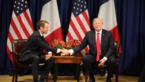 """Etats-Unis : Donald Trump veut organiser un défilé militaire pour la fête nationale, mais """"mieux"""" que le 14-Juillet en France"""