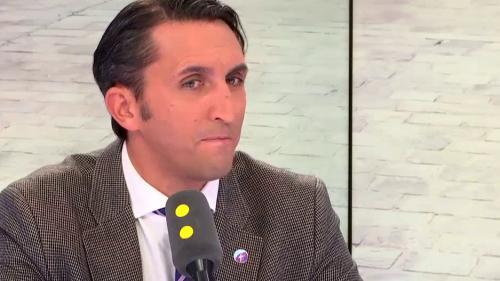 FranceTV info, Tout est politique. Julien Aubert, député LR, souhaite que Pôle emploi soit confié au privé parce que ce serait mieux fait