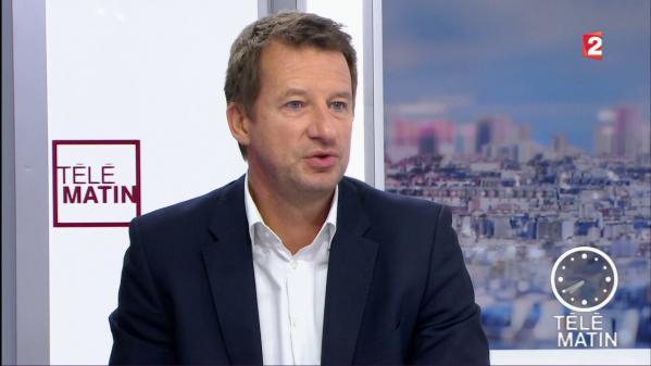 """Les 4 Vérités - Énergies renouvelables : """"On aurait intérêt à s'inspirer de la Chine"""", affirme Yannick Jadot (EELV)"""
