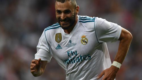 Foot : Karim Benzema prolonge au Real Madrid jusqu'en 2021