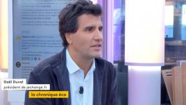 """VIDEO. Gaël Duval : """"La France est le terrain de jeux le plus propice pour réussir"""""""