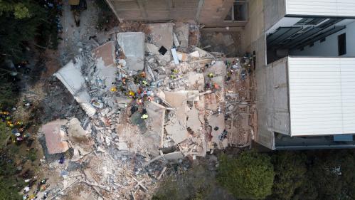 VIDEO. Un séisme de magnitude 7,1 secoue le Mexique
