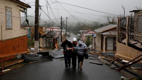 L'ouragan Maria se dirige vers la République dominicaine