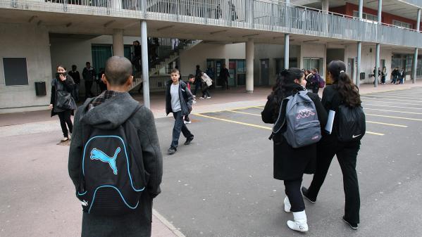 FranceTV info, En réseau d'éducation prioritaire, 90% des collégiens déclarent se sentir bien