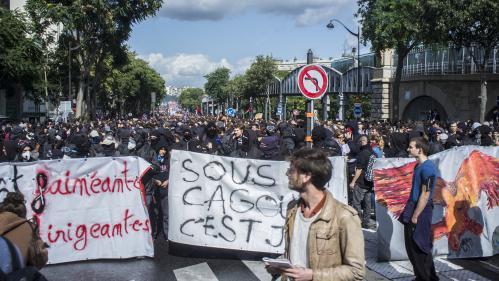 franceinfo junior. Pourquoi des manifestations contre la réforme du Code du travail ?