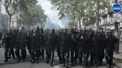 Plus de 2 000 CRS se rendent indisponibles pour protester contre la fiscalisation de leur indemnité d'éloignement