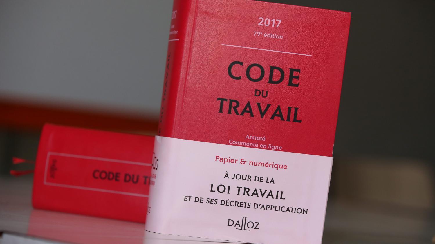 Les ordonnances réformant le Code du travail publiées au ...