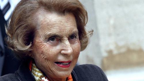 Liliane Bettencourt, héritière de L'Oréal et femme la plus riche du monde, est morte à 94 ans