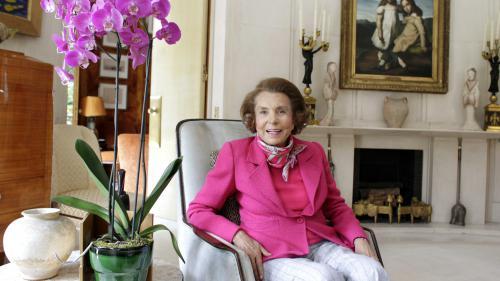 VIDEO. Liliane Bettencourt : l'héritière de L'Oréal est morte