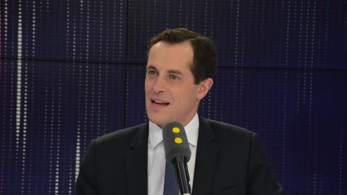 """""""Je regrette la décision de Florian Philippot mais le FN s'en remettra"""", déclare Nicolas Bay"""