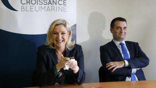"""DIRECT. """"Je suis la plus solide et la mieux placée"""" pour 2022 martèle Marine Le Pen après le départ de Florian Philippot"""