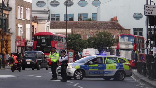 Un jeune homme inculpé dans l'enquête sur l'attentat dans le métro de Londres
