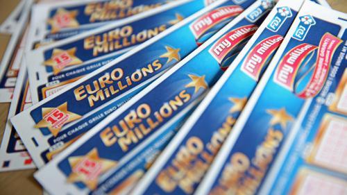 EuroMillions : 14 membres d'une même famille provençale vont se partager 28 millions d'euros